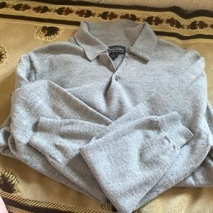 Brooks Brothers 100% Wool Sweater